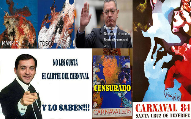 Piden retirada del cartel del Carnaval