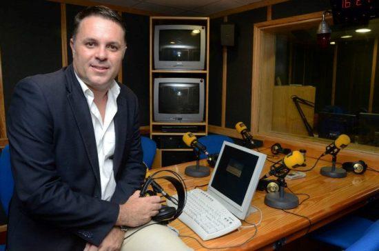 Santiago Negrín Dorta, periodista polifacético