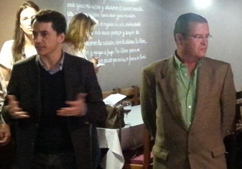 Bethencourt Padrón - José Joaquín - 04 con Chicho Savoie