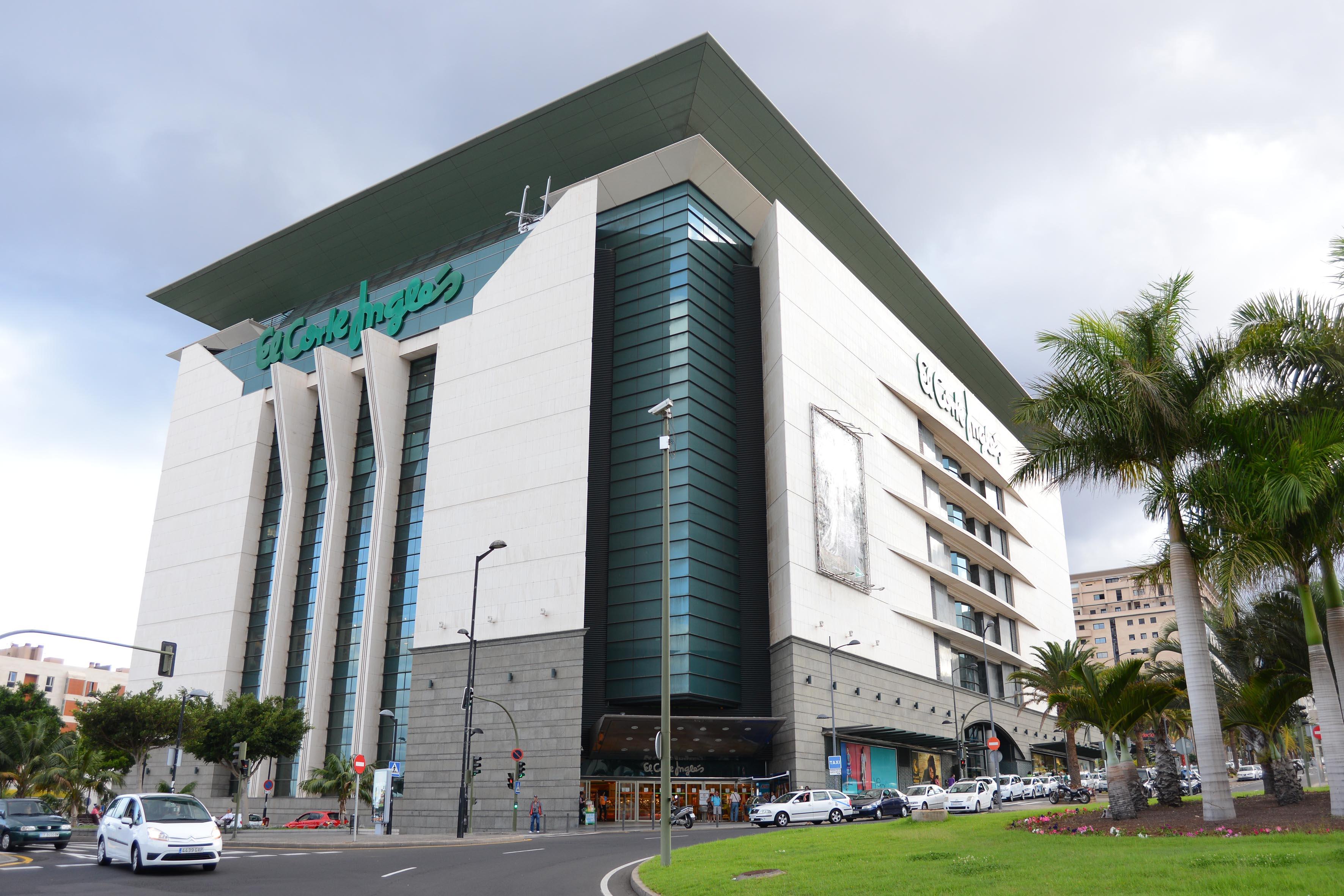 El Corte Inglés Tenerife - Fachada