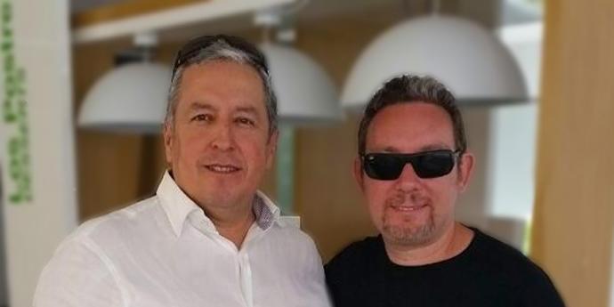 ElCotarro - Albert Adrià con Juan José Funegra