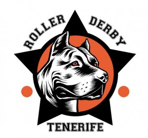 TENERIFE ROLLER DERBY - LOGOTIPO