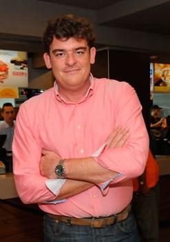 Foto 4.- Ramón Fariña - McDonald's