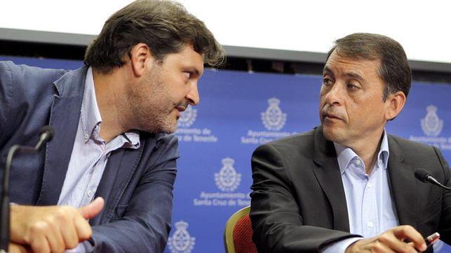 FOTO 7.- MARTÍN Y BERMÚDEZ - Elecciones Canarias