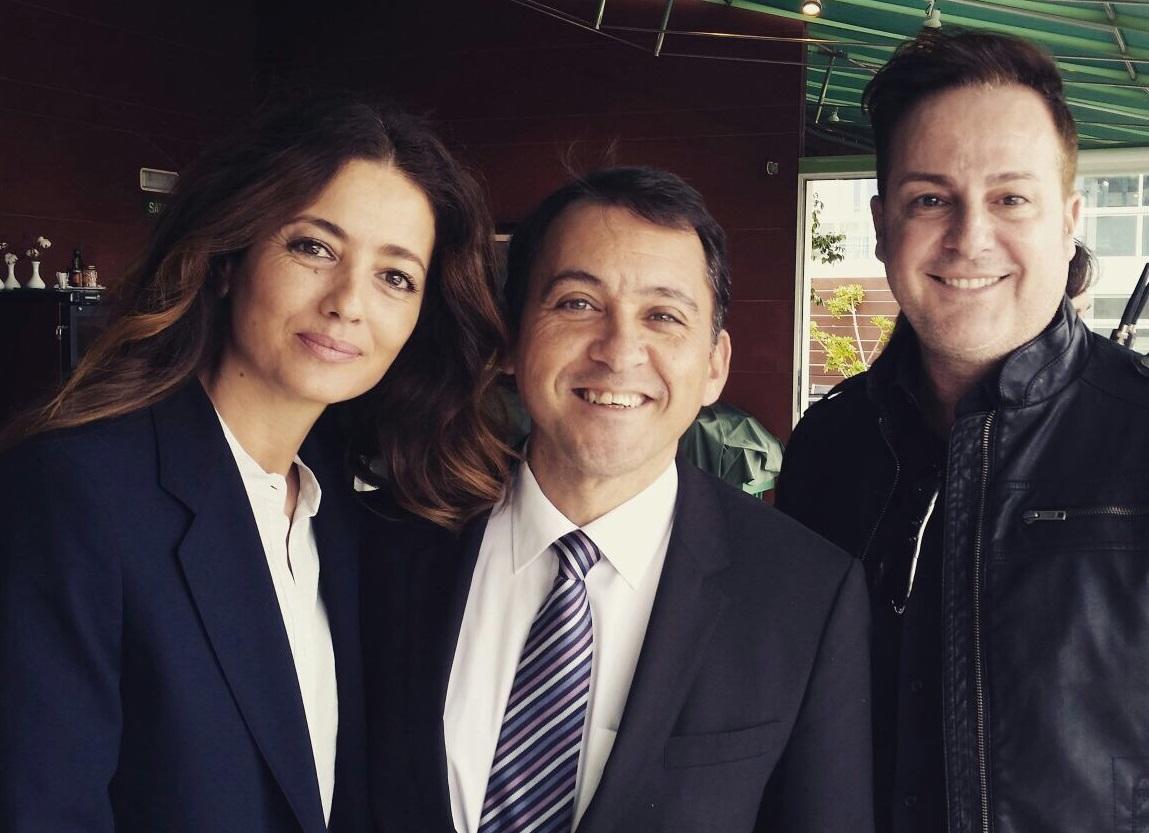 Foto 2.- José Manuel Bermúdez y otros