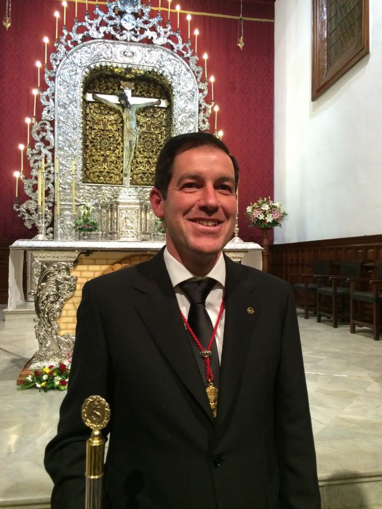 Foto 4.- Jorge Andrés Melón Rodríguez