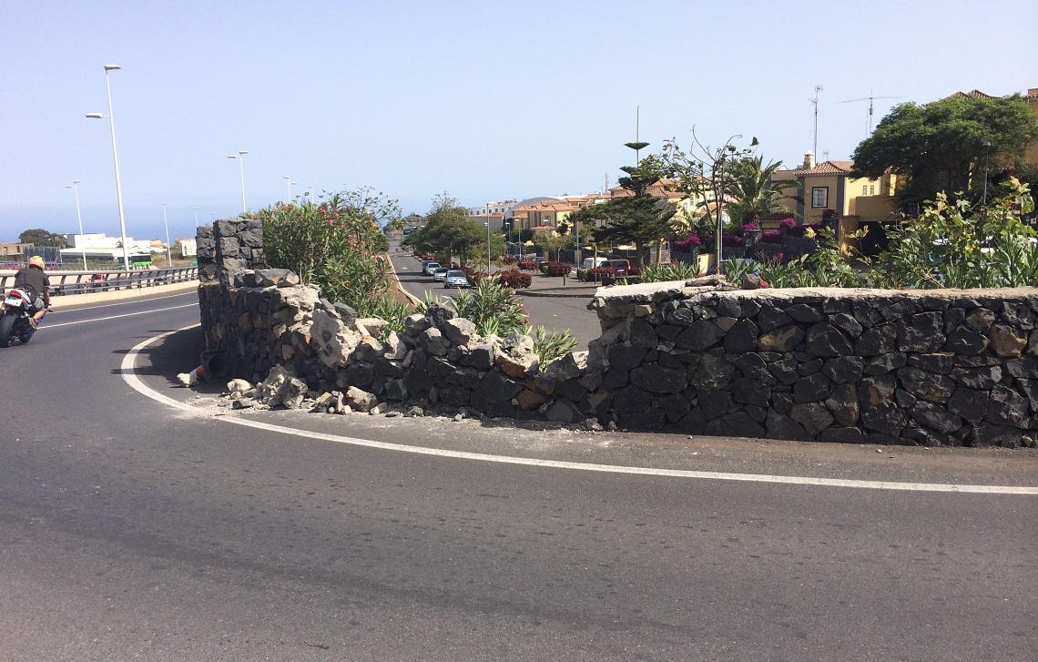 Foto 8.- El muro de la vergüenza lagunero