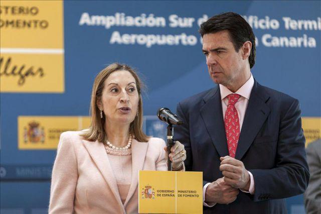 FOTO 2.- José Manuel Sosia con Ana Pastor