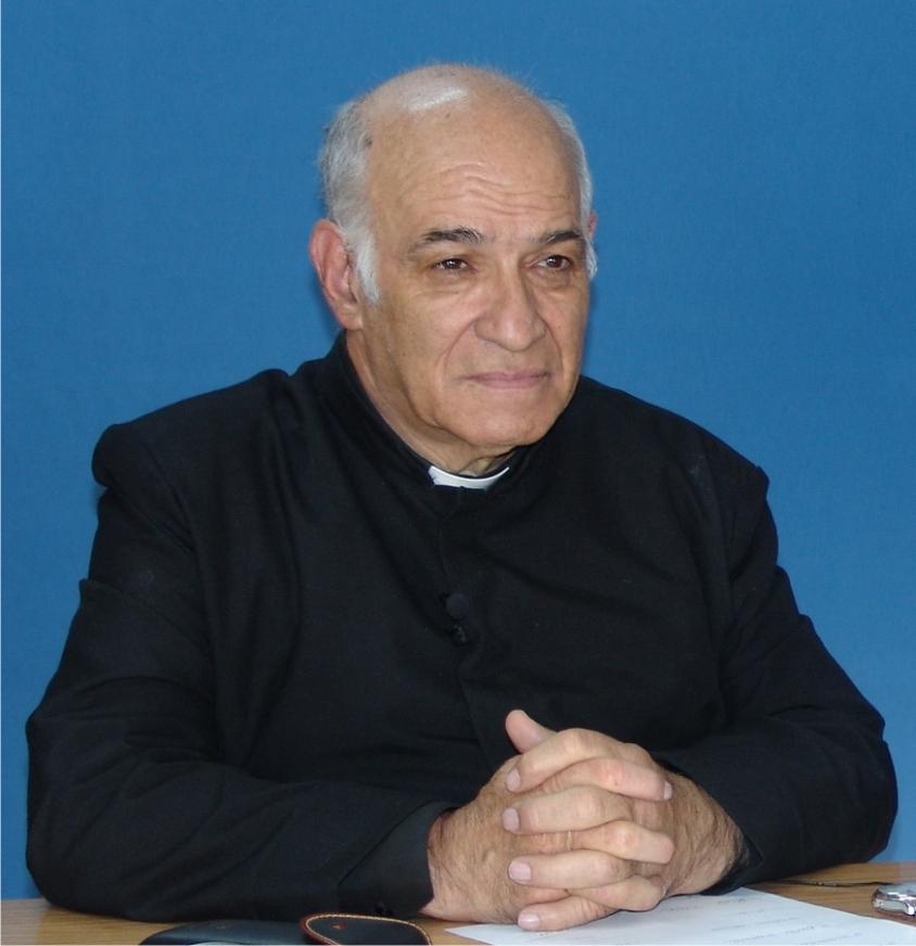 FOTO 3.- Padre Antonio Hernández