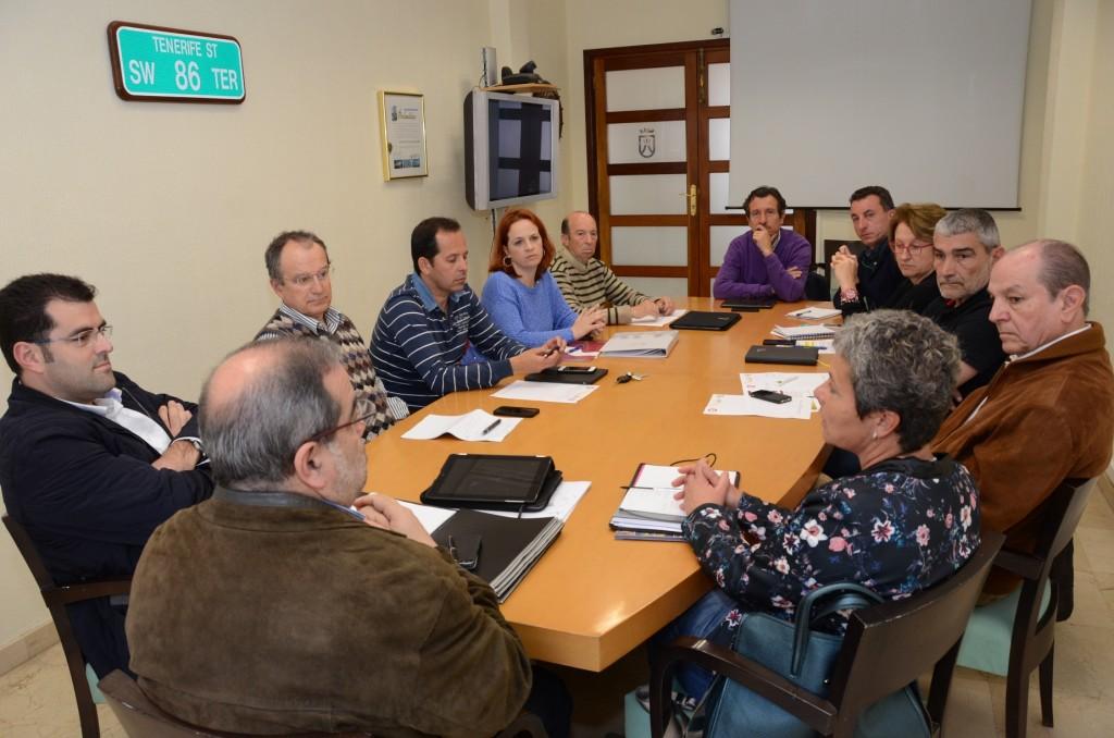 FOTO 1.- Reunión Consejos Reguladores