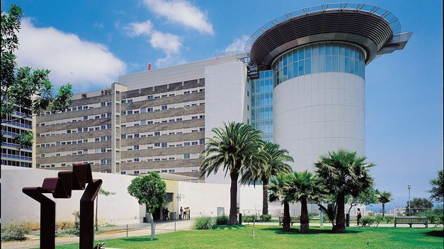 FOTO 3.- Hospital Universitario de Canarias