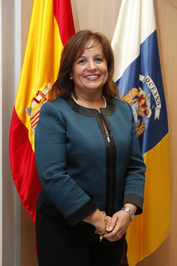 FOTO 5.- Juana María Reyes Melián