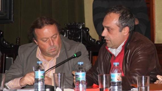 FOTO 2.- Luis Miguel Rodríguez con Chano Ledesma