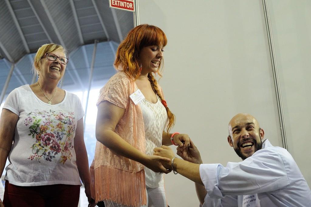 FOTO 7.- Luis y Nidia, ya prometidos