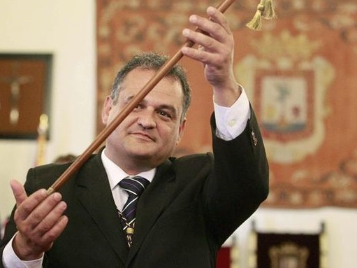 FOTO 1.- José Alberto Díaz Domínguez
