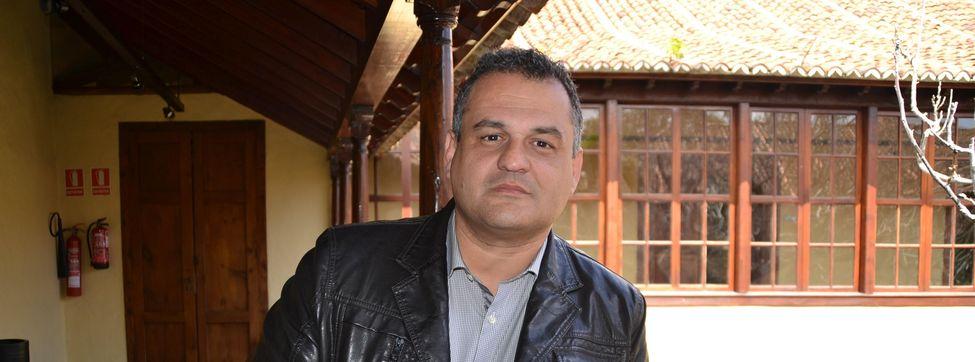 FOTO 1.- José Alberto Díaz