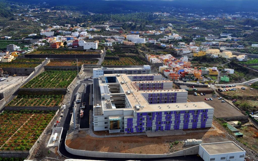 FOTO 4.- Hospital del Norte de Tenerife en Icod