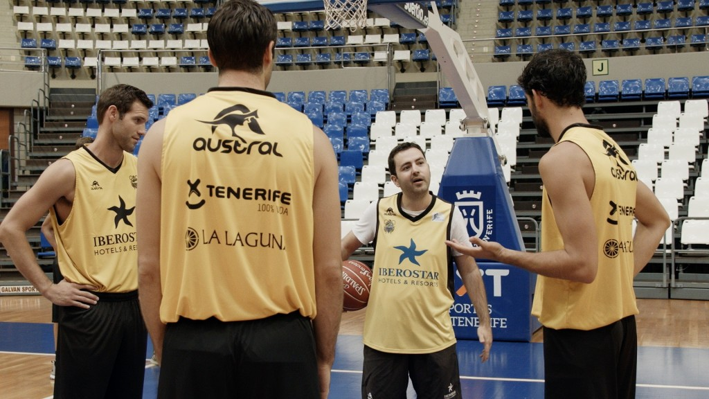 FOTO 1.- Club Baloncesto Canarias