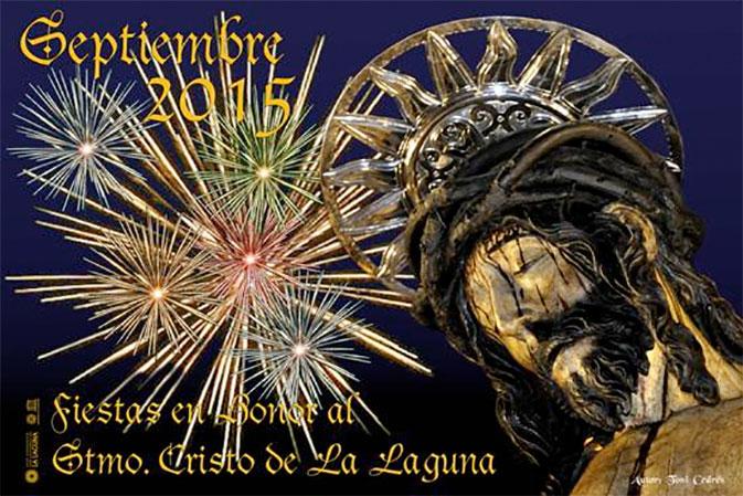 FOTO 3.- Cartel Fiesta del Cristo 2015