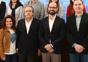 17-04-2015 la laguna presentacion de la plancha del pp a las elecciones 2015
