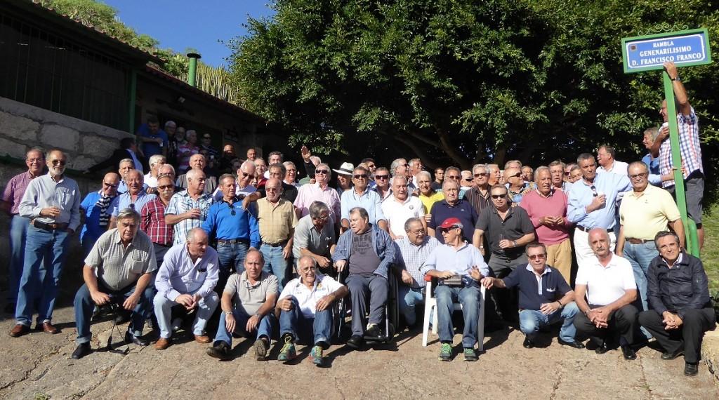 FOTO 1 - Los veteranos del motor