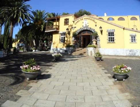 FOTO 5.- Casa de Venezuela en Canarias