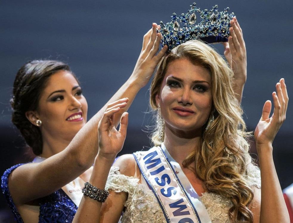 FOTO 1.- Miss Mundo 2015