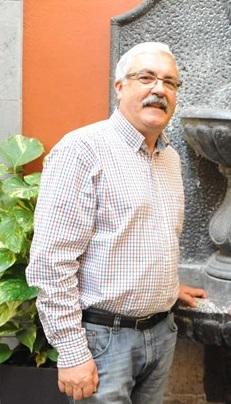 RUEDA DE PRENSA PRESIDENTE DE ASOCIACION DE VECINOS DEL CASCO, Reyes y Manuel Chico