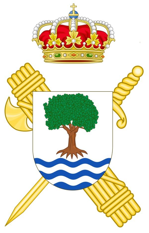 FOTO 5.- Escudo del Seprona