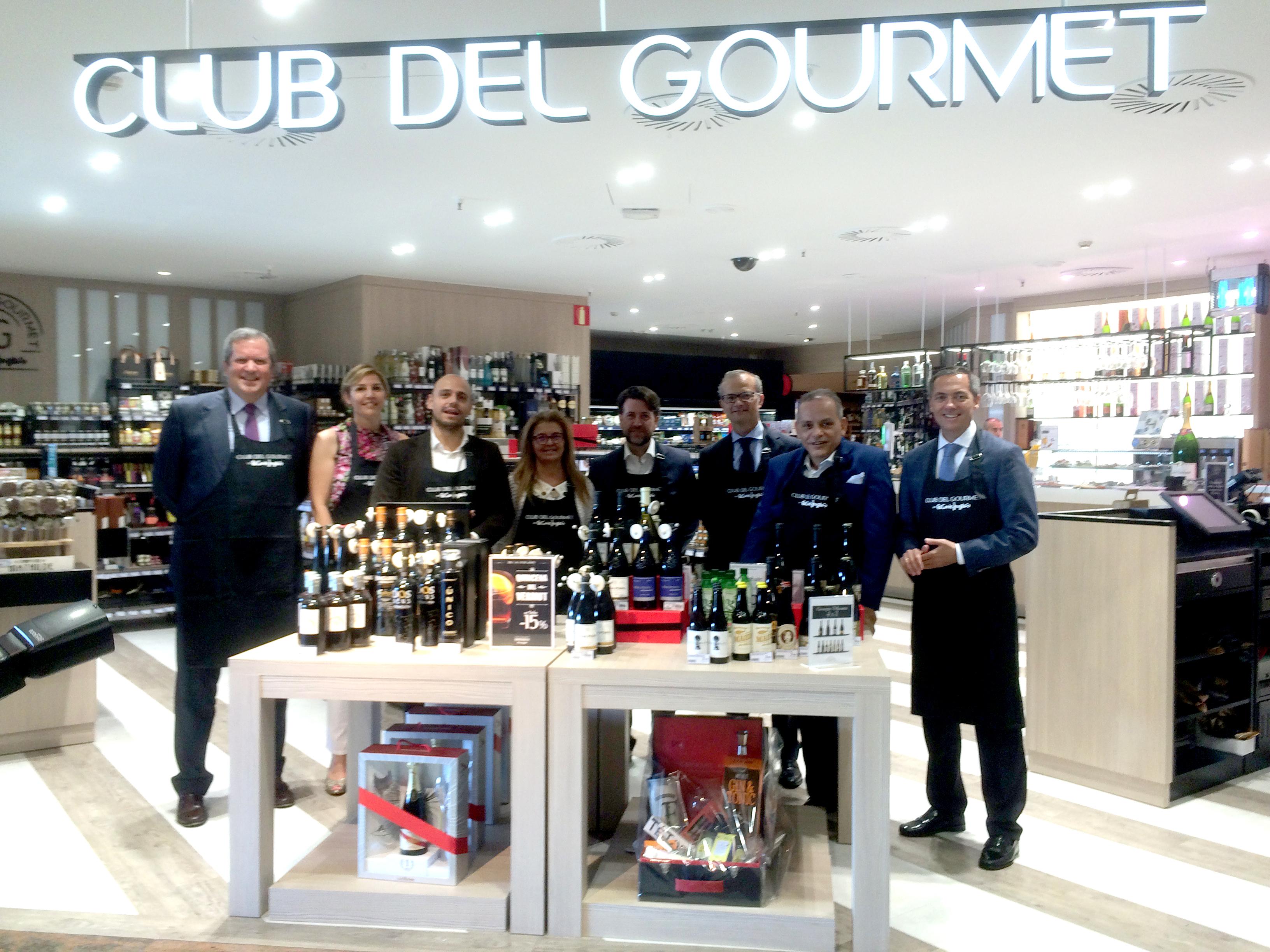 FOTO 3.- Club del Gourmet