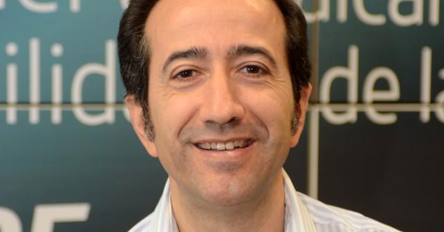 FOTO 3.- Vicente Muñoz Boza en el Foro