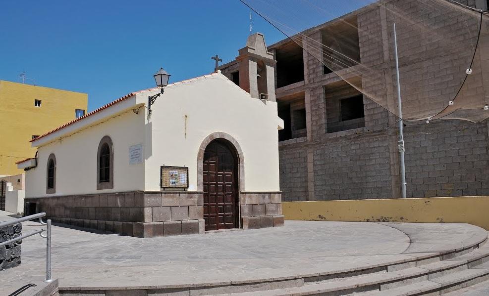 FOTO 5.- Parroquia de San Blas
