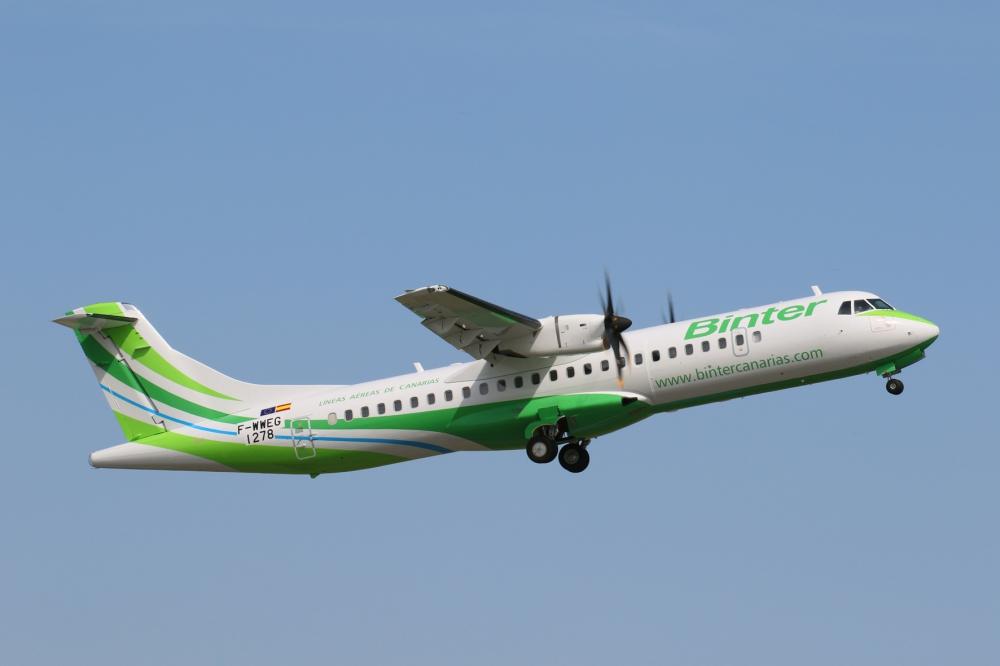 FOTO 5.- ATR-72-600-Binter