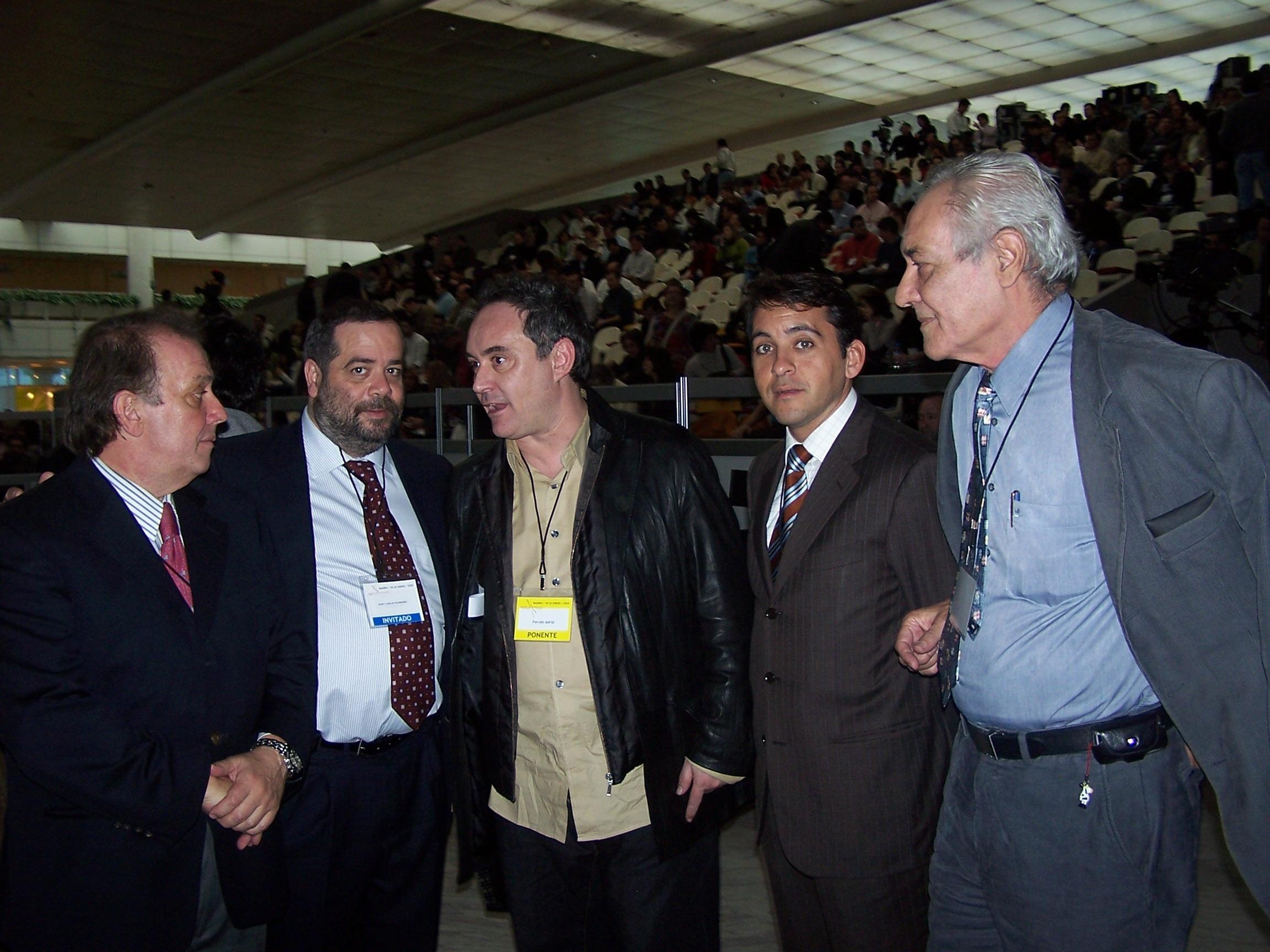FOTO 2.- MadridFusión 2005