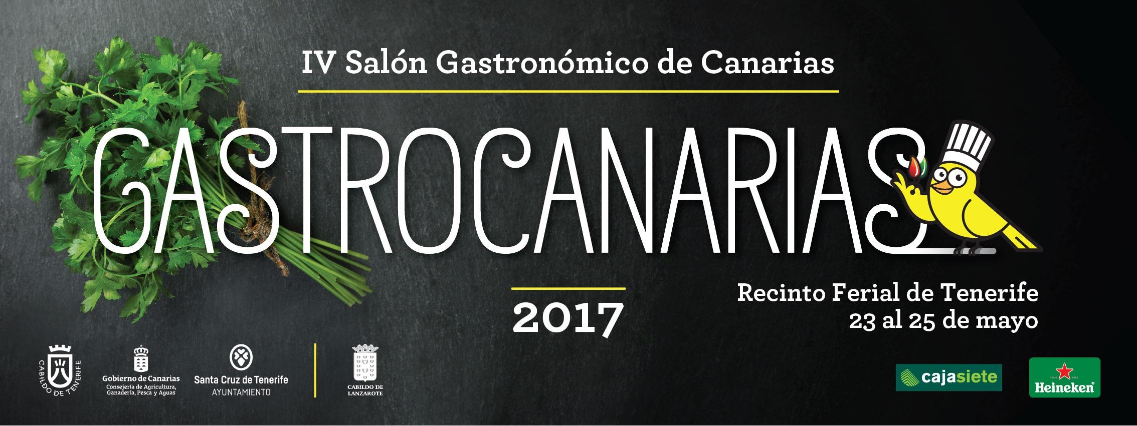 FOTO 1.- GASTROCANARIAS 2017
