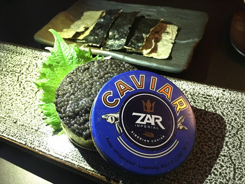 FOTO 4.- CAVIAR ZAR