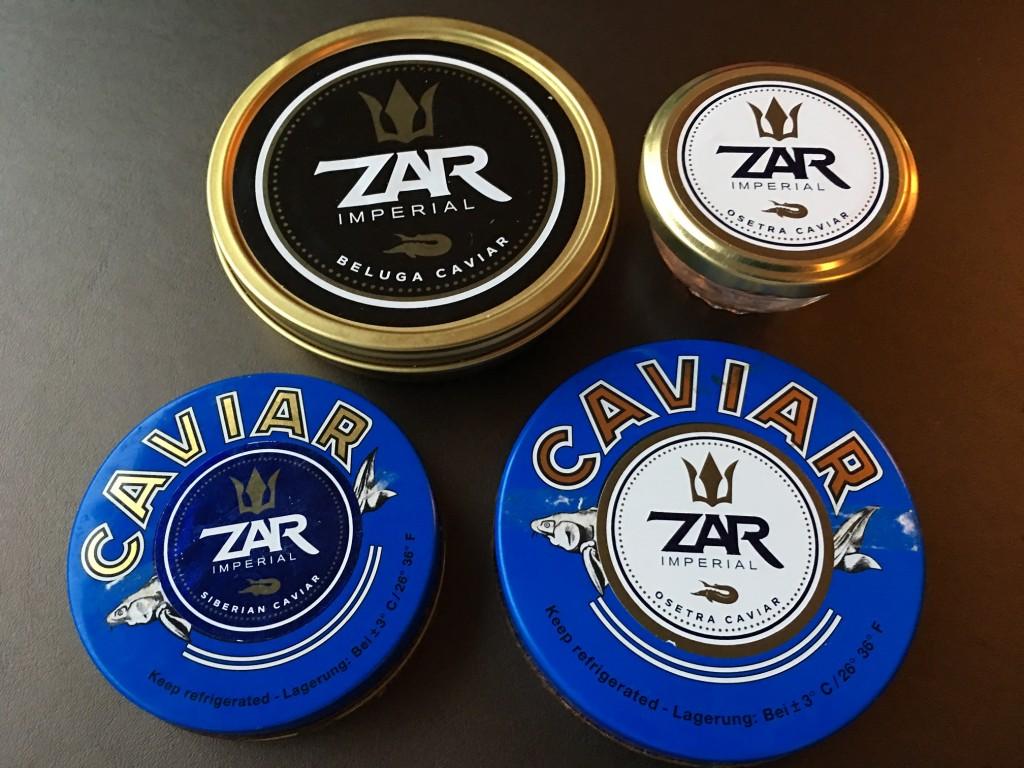 FOTO 5.- CAVIAR ZAR