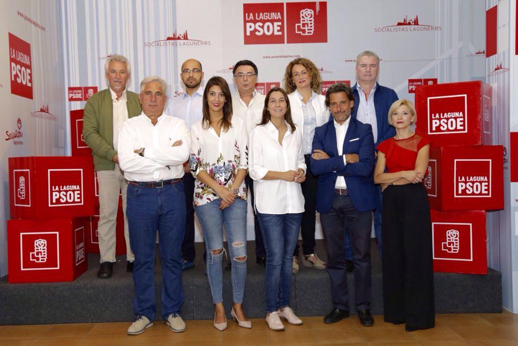 FOTO 4.- PSOE LA LAGUNA