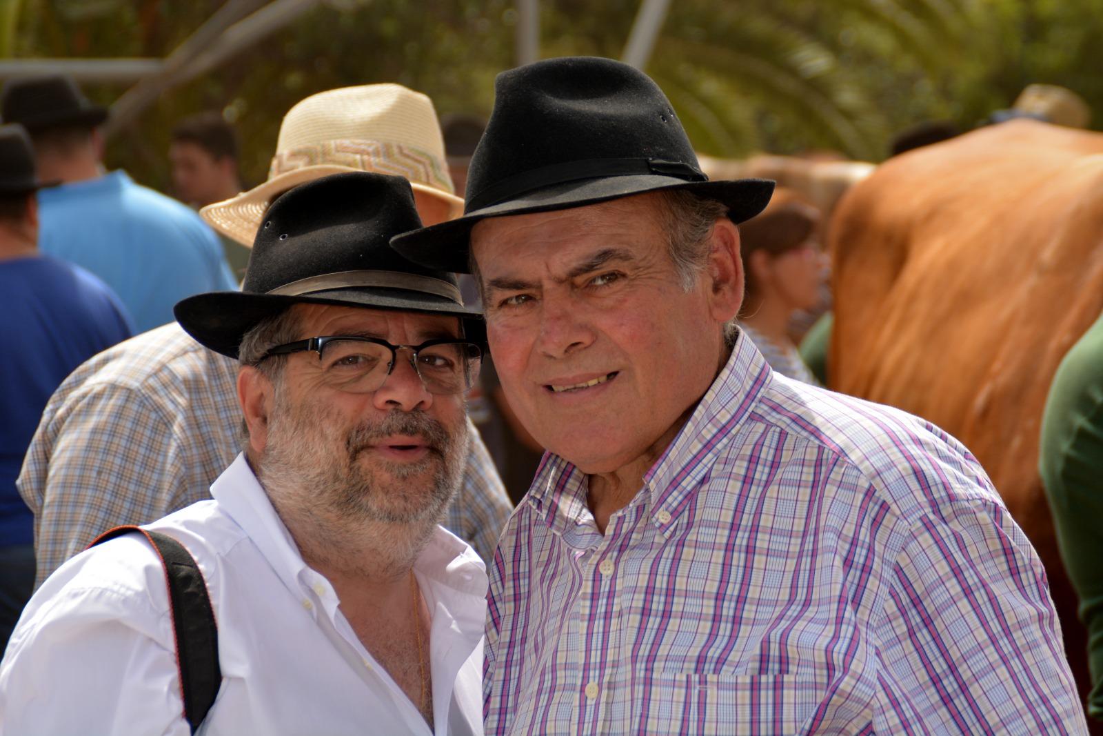 FOTO 7.- PEDRO Y JOSÉ CARLOS