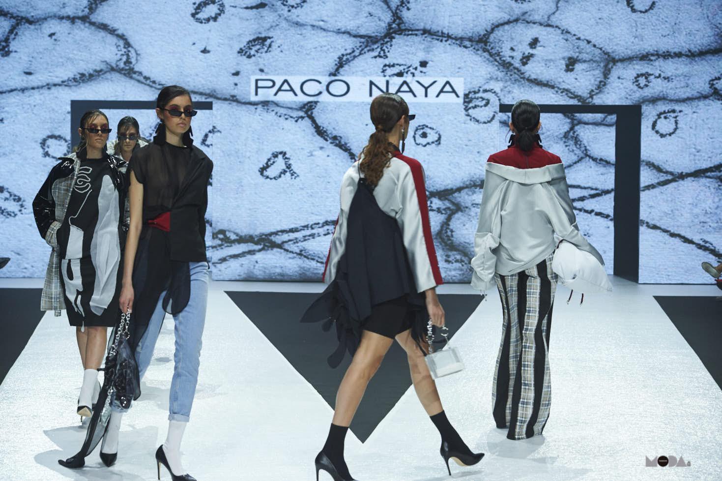 FOTO 2.- PACO NAYA PASE