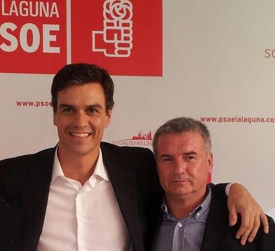 FOTO 2.- PEDRO CON PEDRO