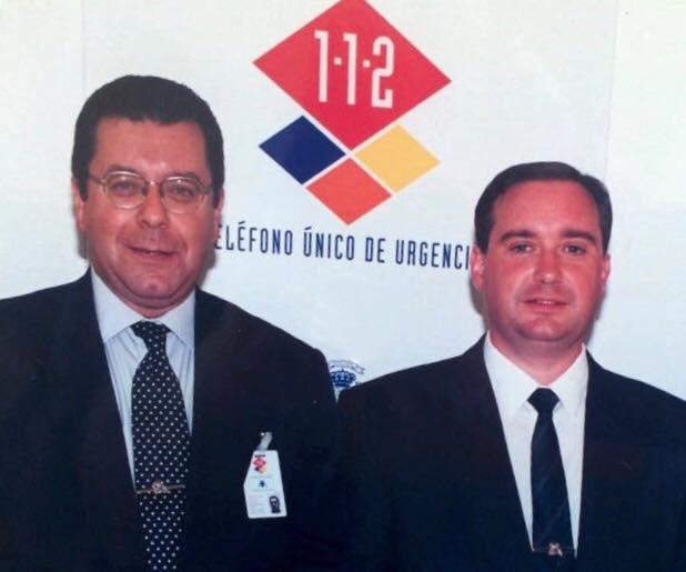 FOTO 2.- ANDRÉS Y JOSÉ JULIÁN