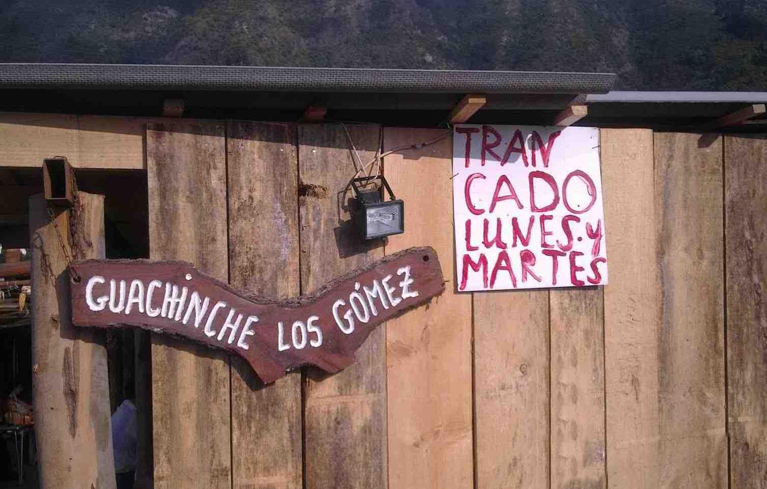 FOTO 3.- GUACHINCHE LOS GÓMEZ